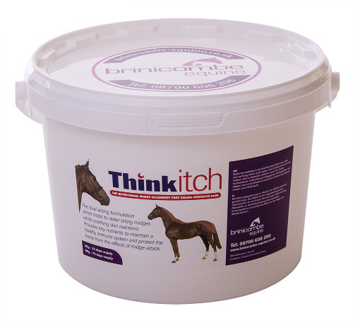 Brinicombe Equine Think Itch for Horses