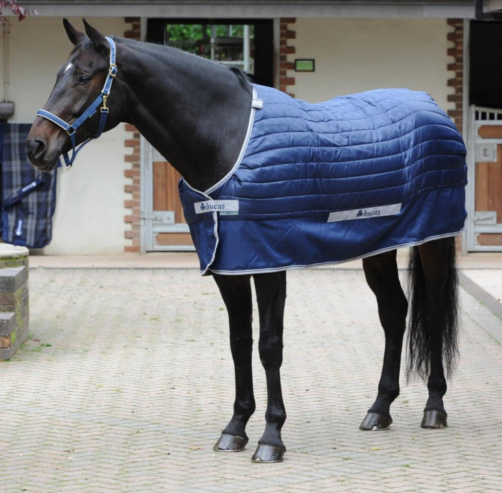 Bucas Select Quilt Stay-Dry Big Neck