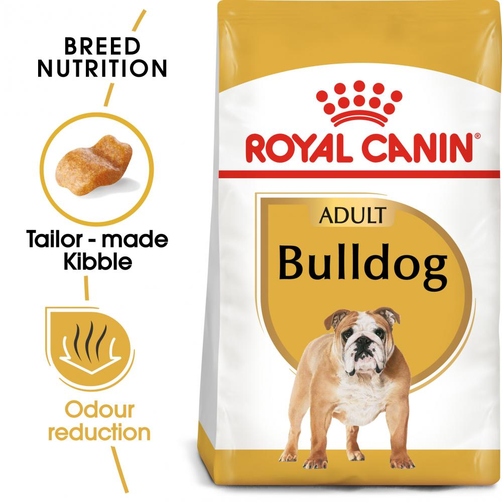 ROYAL CANIN® Bulldog Adult Dry Dog Food