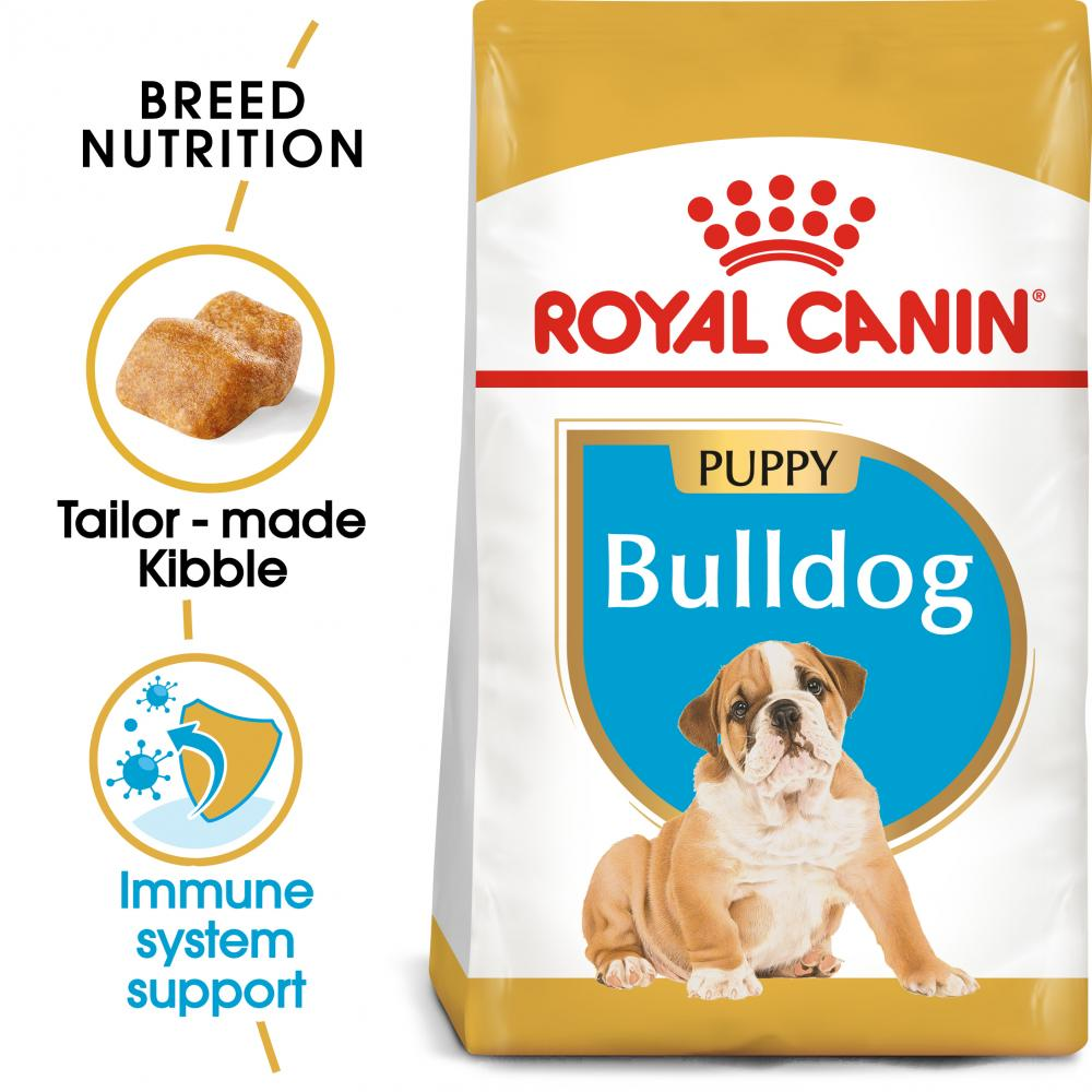 ROYAL CANIN® Bulldog Puppy Dry Food