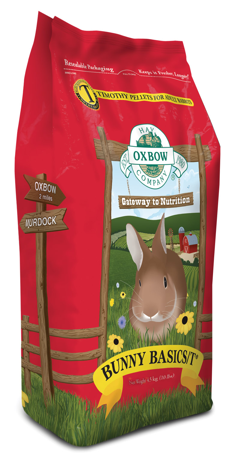 Oxbow Essentials Bunny Basics T Adult Rabbit Food