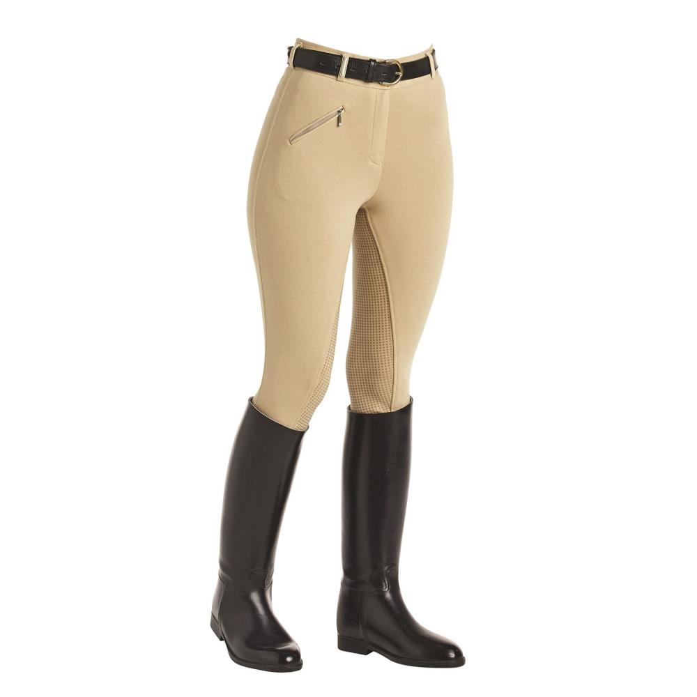 Caldene Mortham Beige Ladies Breeches