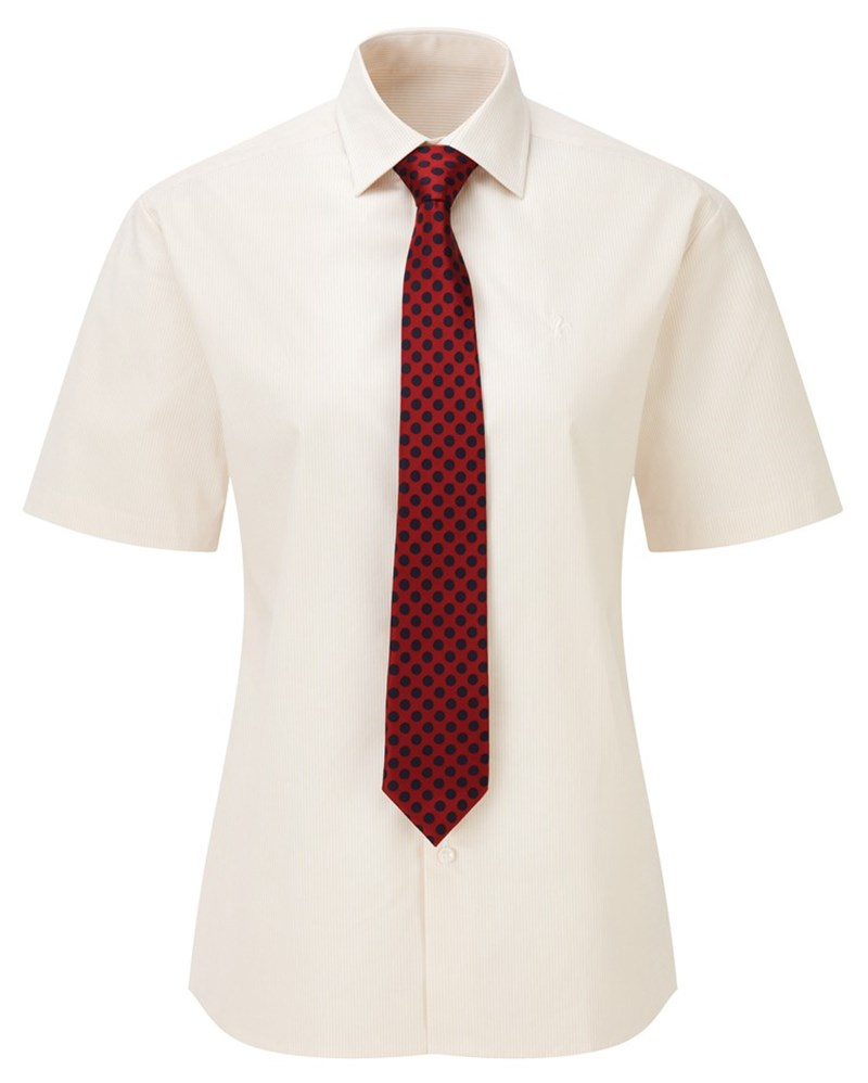 Caldene Finberry Ladies Short Sleeve Show Shirt