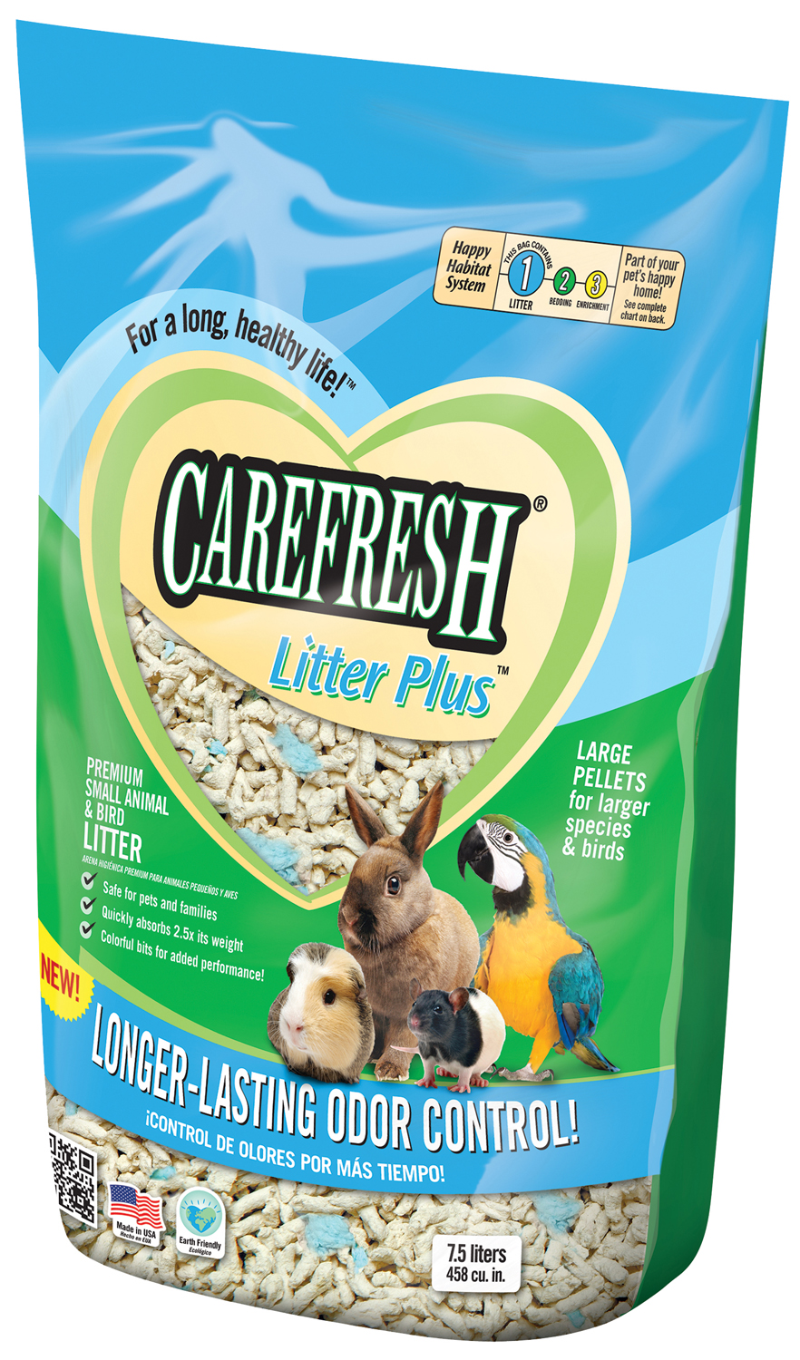 CareFRESH Litter Plus for Small Animals