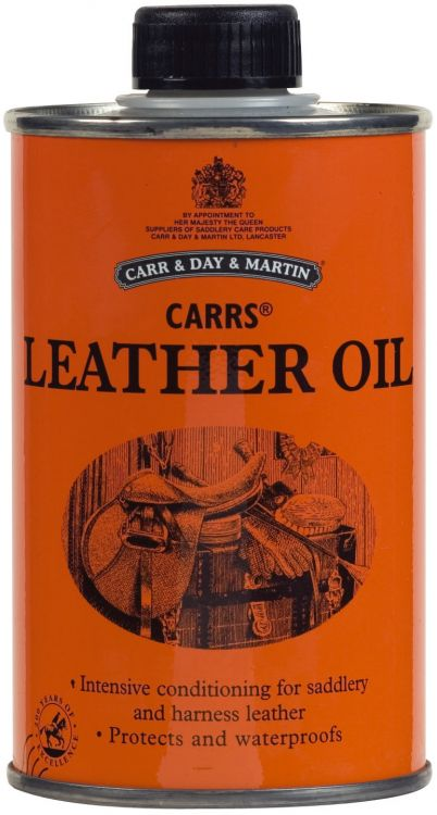 Leather Care Carrs Leather Oil