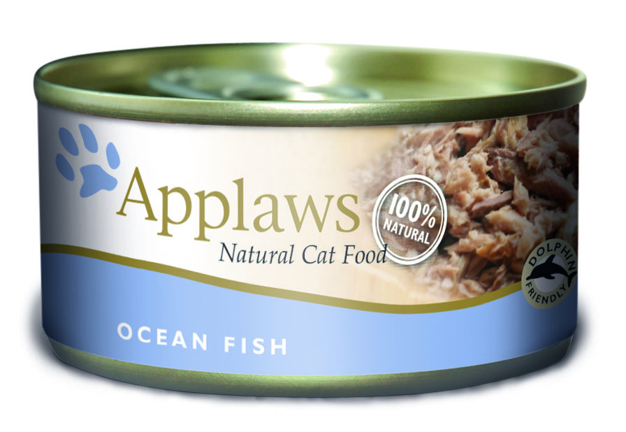 Applaws Natural Ocean Fish Cat Food