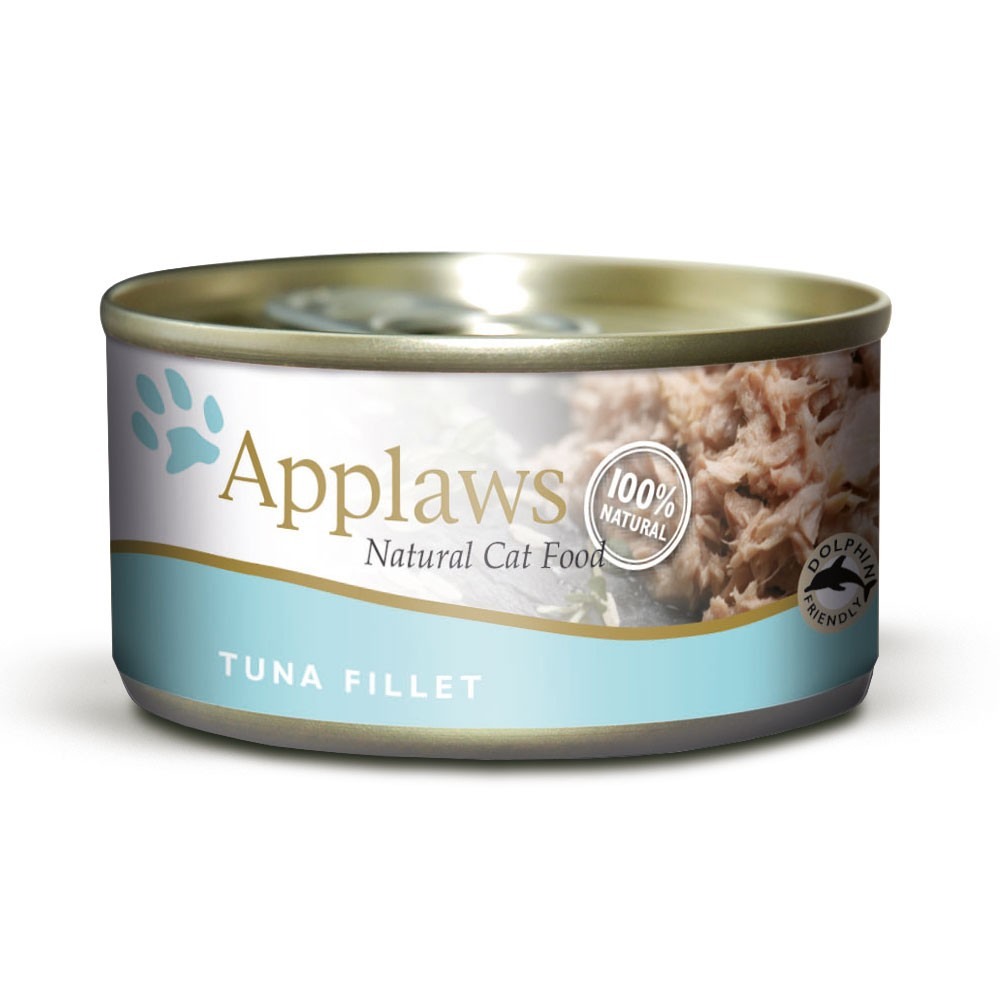 Applaws Natural Tuna Fillet Cat Food