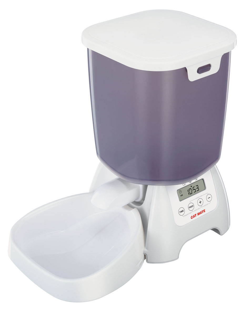 Cat Mate C3000 Automatic Dry Pet Food Dispenser