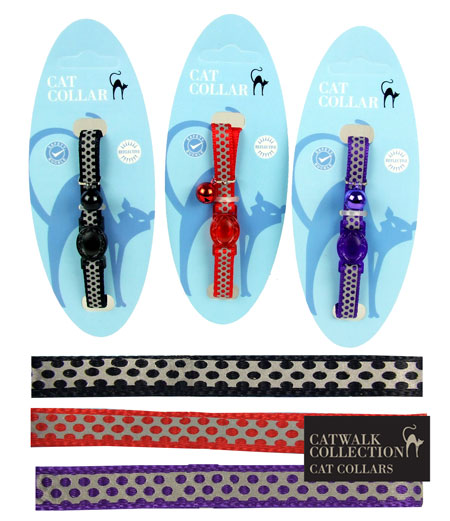 Catwalk Collection Cat Collars