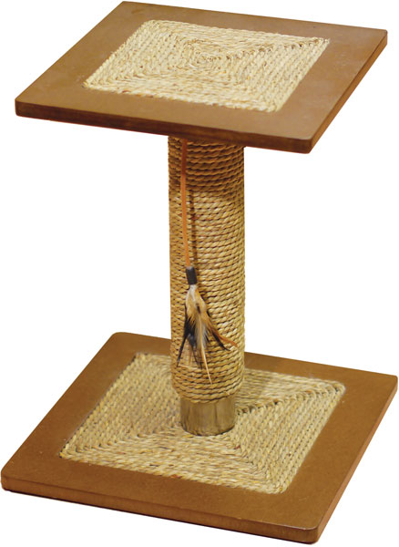 Catwalk Collection Natural Oregano Cat Scratcher