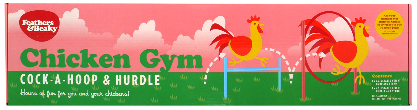 Chicken Gym Kits