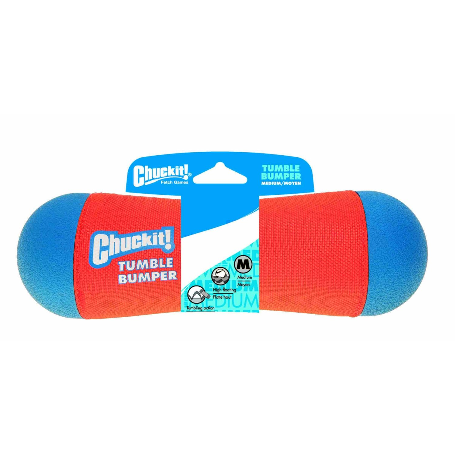 Chuckit Tumble Bumper Dog Toy