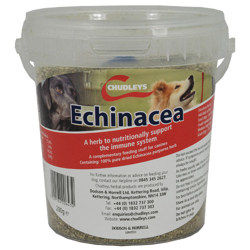 Chudleys Echinacea for Dogs