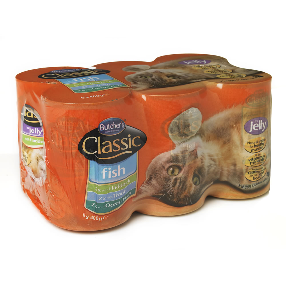 Butcher's Classic Wet Cat Food