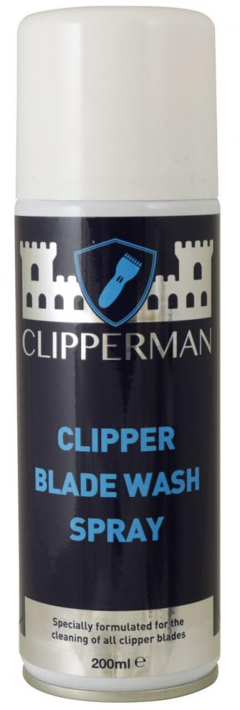 Clipperman Clipper Blade Wash Spray