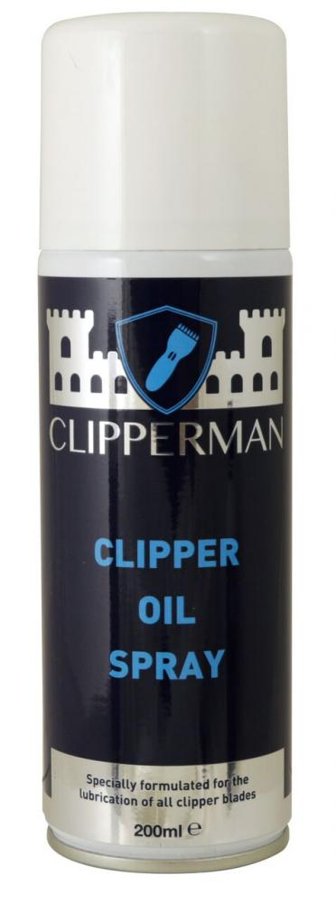 Clipperman Clipper Oil Spray