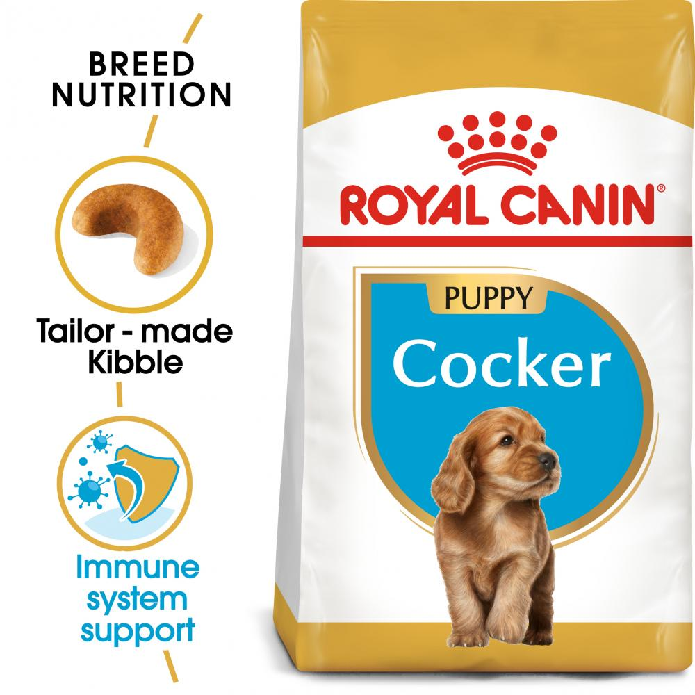 ROYAL CANIN® Cocker Puppy Dry Dog Food