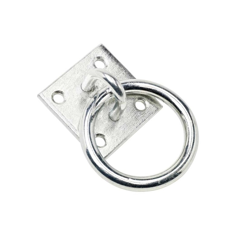 Cottage Craft Galvanised Tie Ring
