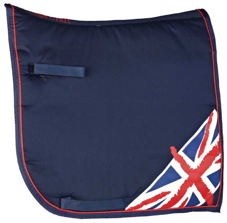 Cottage Craft Union Jack Pad