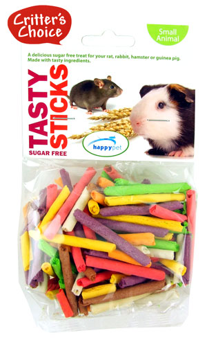 Critter's Choice Tasty Sticks Small Animal Treats