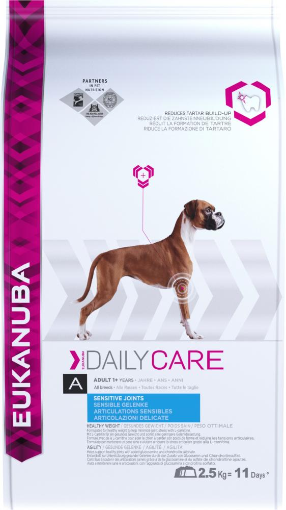 Eukanuba Adult Daily Care Sensitive Joints Dog Food