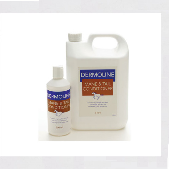 Dermoline Mane and Tail Conditioner