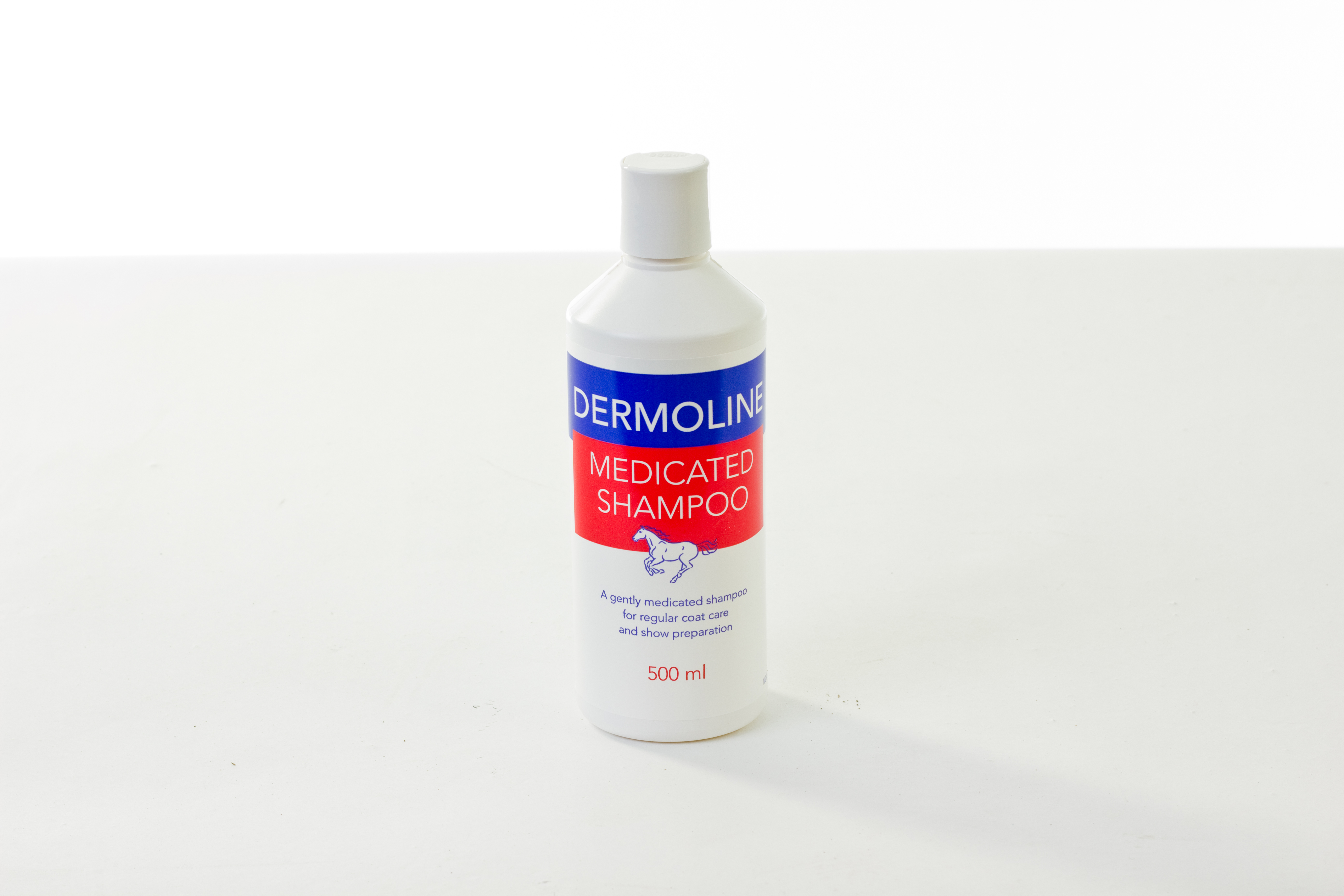 Dermoline Medicated Shampoo for Horses