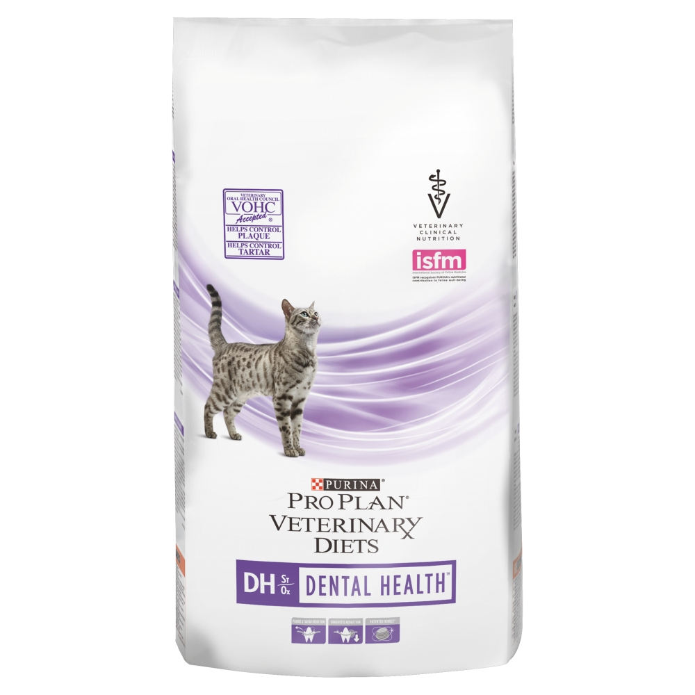 PURINA PROPLAN VETERINARY DIETS Feline DH St/Ox Dental Health