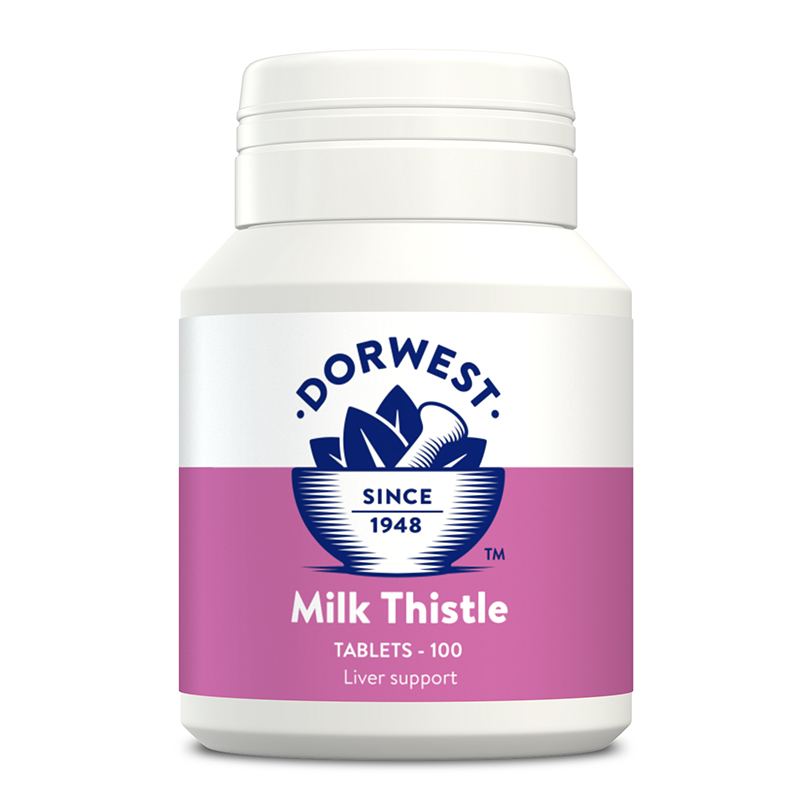 Dorwest Milk Thistle Tablets