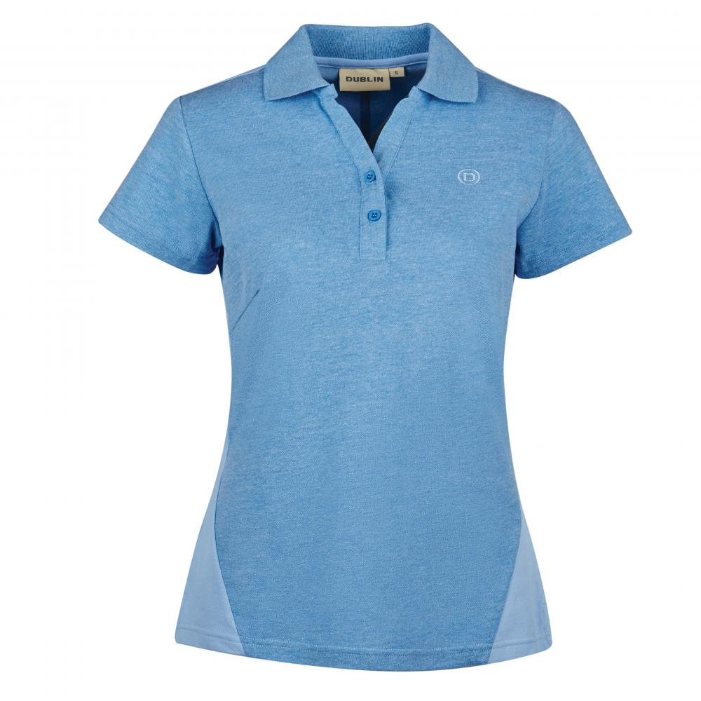 Dublin Aquila Short Sleeve Polo