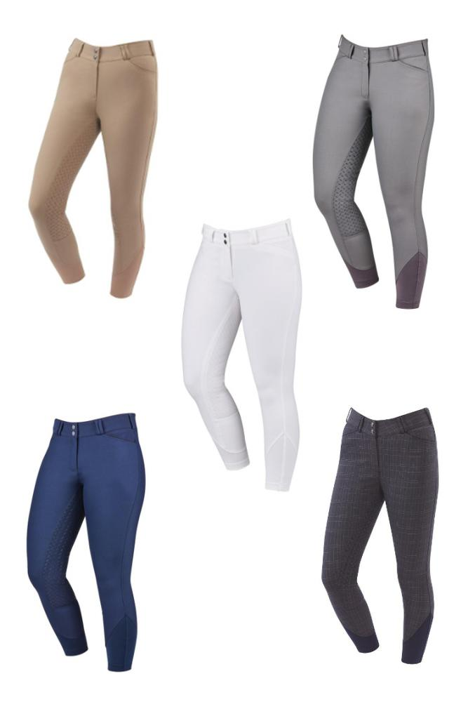Dublin Ascent Prime Gel Full Seat Breeches