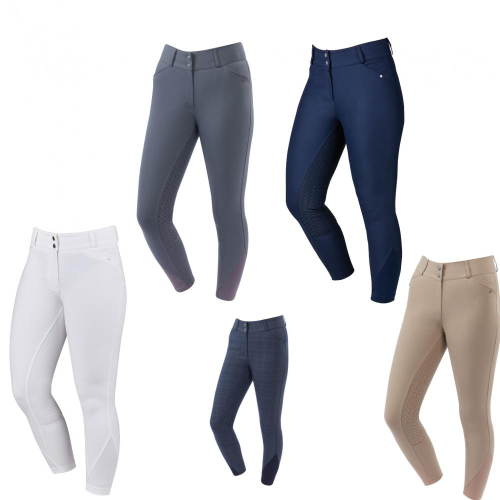 Dublin Ascent Pro Form Gel Full Seat Breeches