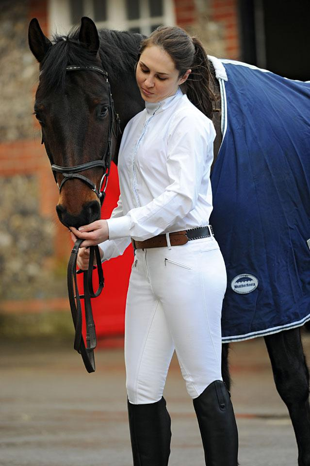 Dublin Supa Shape It Performance Full Seat Breeches