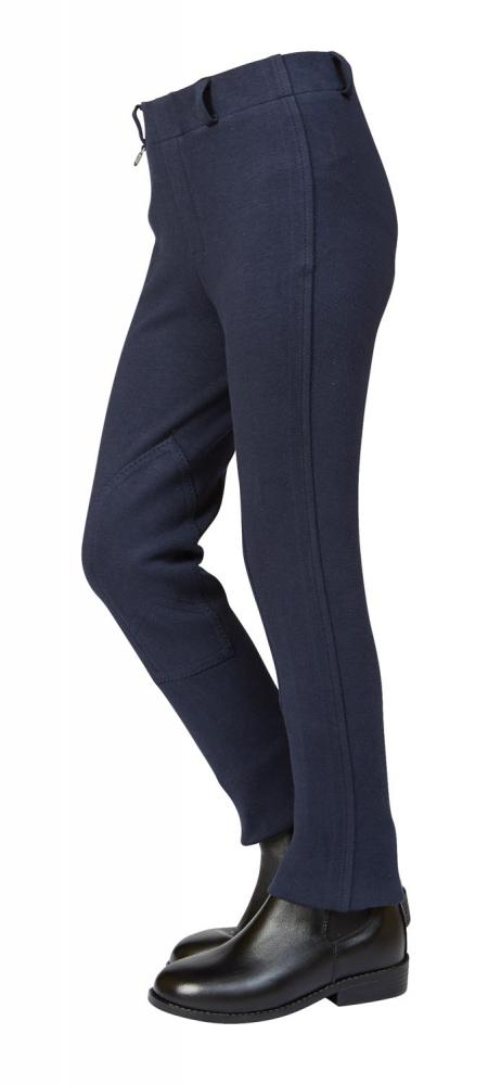 Dublin Supafit Classic Pull On Jodhpurs Childs (Additional Colours)