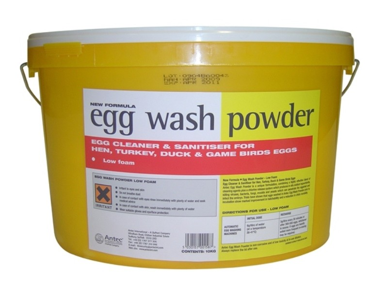 DuPont Egg Wash Powder
