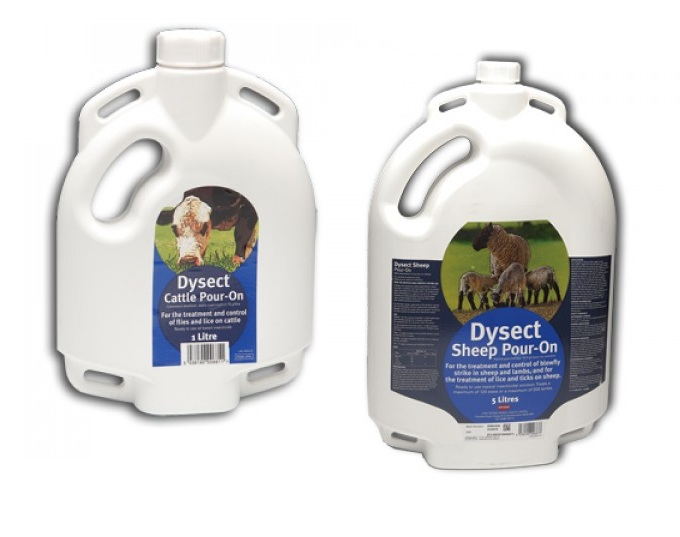 Dysect Pour On for Sheep & Cattle