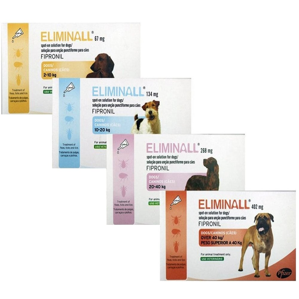 Eliminall Spot-On for Dogs & Cats