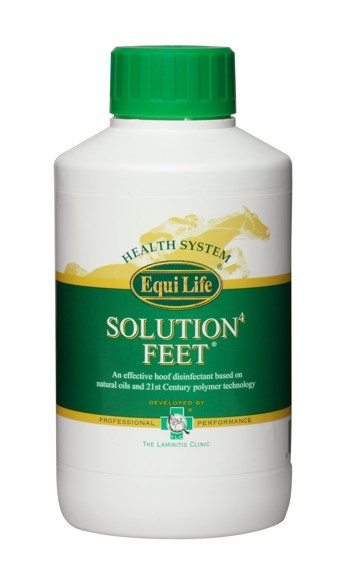 Equi Life Solution 4 Feet for Horses