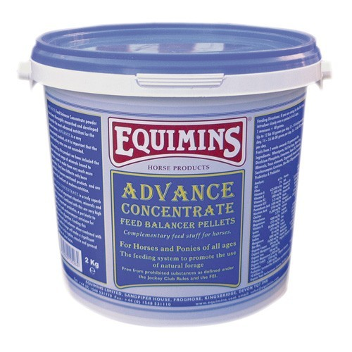 Equimins Advance Concentrate Complete