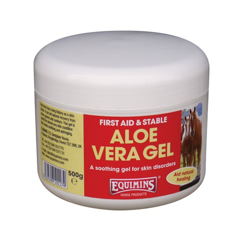 Equimins Aloe Vera Gel for Horses