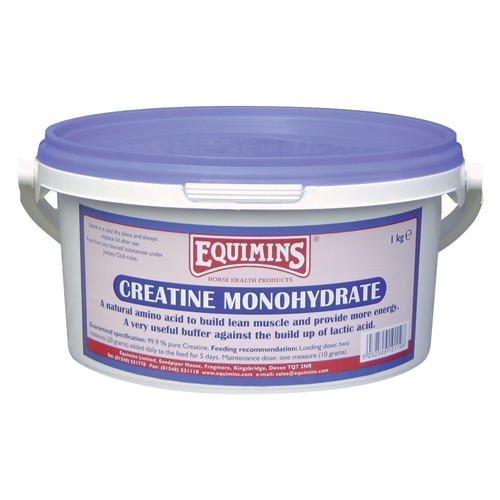 Equimins Creatine Monohydrate for Horses