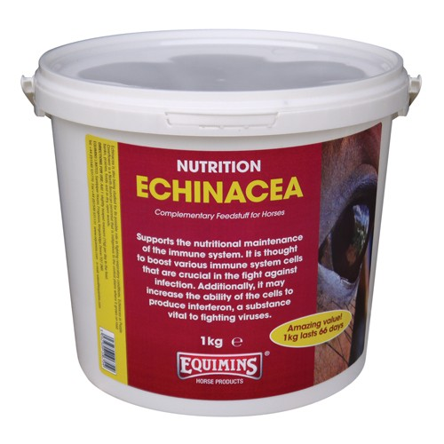 Equimins Echinacea Herb for Horses