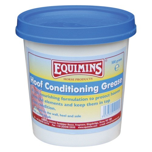 Equimins Black Hoof Conditioning Grease for Horses