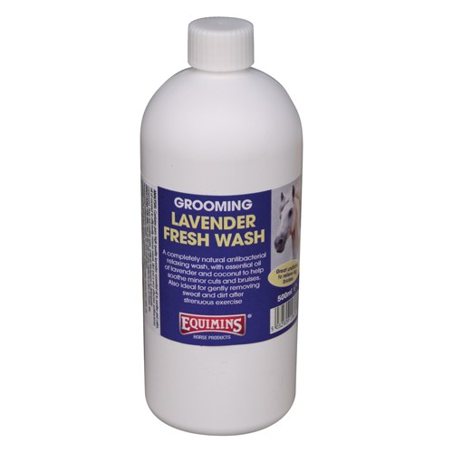 Equimins Lavender Fresh Wash for Horses