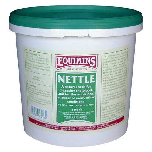 Equimins Nettle for Horses