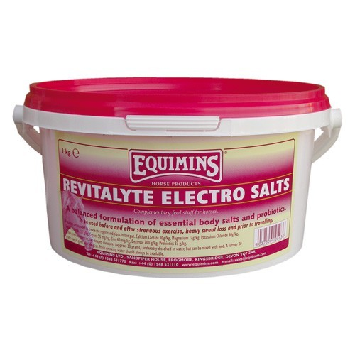 Equimins Revitalyte Electro Salts for Horses