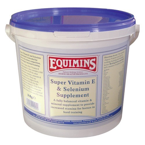Equimins Super Vitamin E & Selenium for Horses