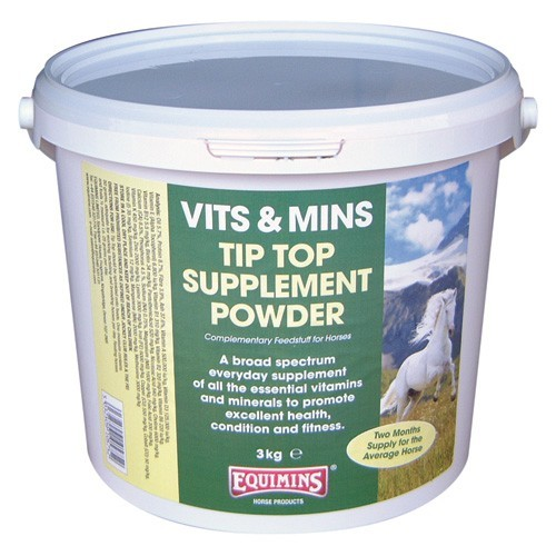 Equimins Tip Top Powder for Horses