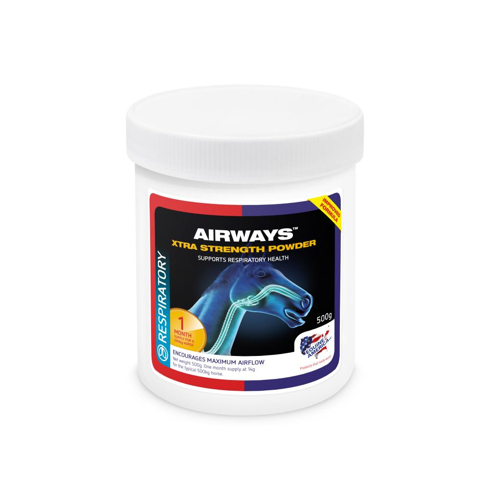 Equine America Airways Xtra Strength Powder for Horses