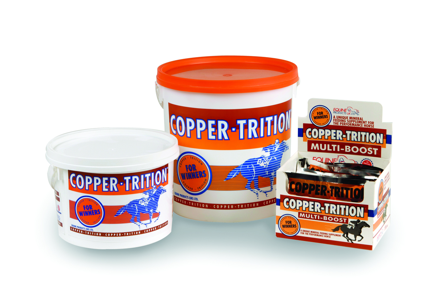 Equine Products UK Copper-Trition for Horses
